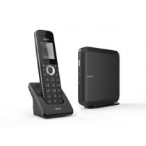 Snom M215 SC Sistema DECT-IP Single Cell - Base M200 + Cordless M15