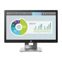HP EliteDisplay E202 - Monitor a LED - 20""