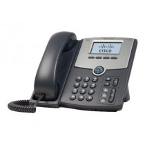 Cisco IP Phone/1Line w/Display PoE+Gbit PC Prt