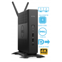 Dell Wyse 5060 Thin Client - 4GB RAM - 8GB FLASH - PCoIP