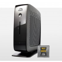 IGEL UD7-LX, IGEL OS 11 installed, incl. 4GB RAM and 4GB SSD, including Smartcard Reader, integrated 4th display port